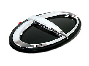 Rear Trunk Tuning T Emblem 145 For 10 11 Hyundai Tucson