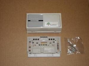 Carrier Hh07at208 t874d2072 Multistage Thermostat And Subbase 98035