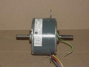 Ge 5kcp39dgk013t 03077 1 5 Hp Double Shaft Motor 265 Volt Double Shaft