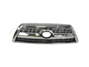 For 2006 2007 4runner Sr5 08 09 4runner Sr5 W o Off Road Grille Chrome black
