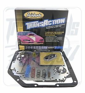 Fits Gm Th350 Transmission Fairbanks Transaction Performance Shift Kit 69 79