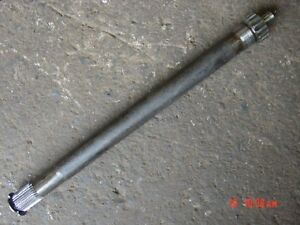 Front Inner Axle Shaft Jeep Wrangler Cherokee Dana 30 Comanche Disconnect