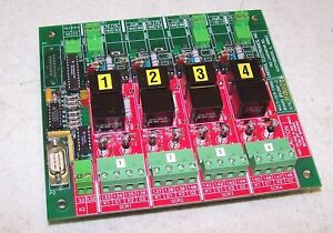 Unitrol Electronics Multi scr Firing Board 9280f 2 Used Warranty