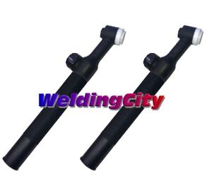 Weldingcity 2 pk Tig Welding Torch Body Wp 9v Valve Head Air cool 125a Usa