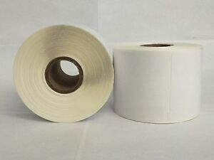 12 Rolls 30258 Veterinary Diskette Dymo Compatible Labels 2 125x2 75 400 P r