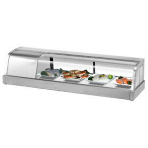 Turbo Air Sakura 50 Self Contained Refrigerated Sushi Case
