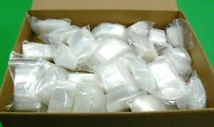 10000 Ziplock 1 X 1 Bags 2mil Zip Lock Small 1x1 Mini Baggies Bulk 10 000 Pcs