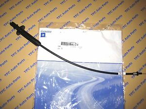 Chevy Gmc Hummer H3 Parking Brake Release Cable Factory Oem Gm