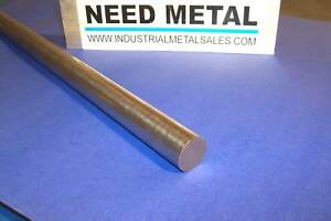 303 Stainless Steel Round Bar 1 Dia X 72 long 303 Stainless Steel Rod 1 dia