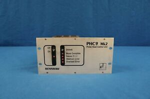 Renishaw Cmm Phc9mk2 Probe Head Controller Rs232 With Warranty