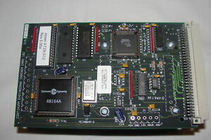 Continuum Engineering Indexer Card 102 Roi Ram Optical Omis Xyz