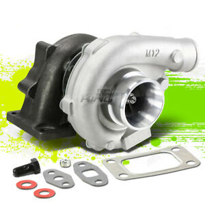To4e T3 T4 Turbo Turbocharger Compressor Upgrade A R 63 Stage Iii 300 Horsepower