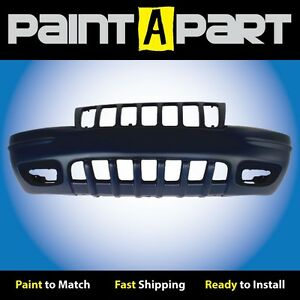Fits 1999 2000 Jeep Grand Cherokee Limited Front Bumper Premium Painted