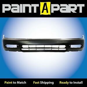 1994 1995 Honda Accord Sedan Front Bumper Cover premium Painted