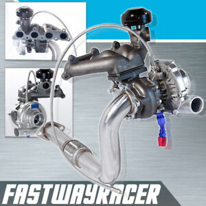 Ef Eg Ek Del Sol D15 D16 D15a D15b D16a Sohc T3 T3 t4 T04e Turbo Charger Kit Si
