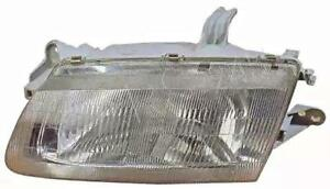 Mazda 323 1995 1996 4d Etude P5 Headlight Front Lamp Right Passenger Side Rh