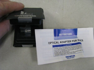 Olympus Optical Adapter For If6c5 Part At100d if6c5 Nsn 4940 01 457 6466