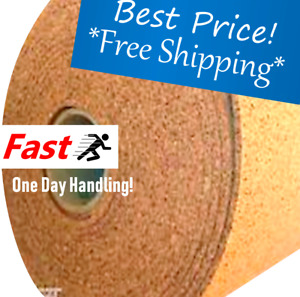 Cork Board Cork Roll 4 Ft Wide by The Foot 1 4 1 Roll Choose Size Wall Craft