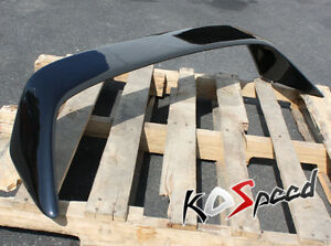 Integra Hatch Hb 2dr 3dr Dc Dc1 Dc2 Type r Black Spoiler Rear Trunk Racing Wing
