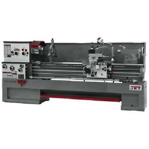 Brand New Jet Lathe Gh 2280zx W dp700 Dro Tak Collet Clsr 321579