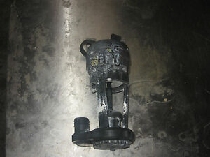 Used Manitowoc 220v Water Pump