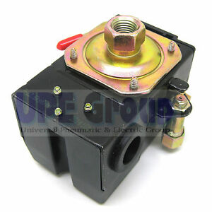 New Pressure Switch Valve For Air Compressor Replaces 95 125 1port
