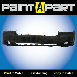 Fits 2008 2009 2010 Jeep Grand Cherokee Front Bumper Cover Premium Painted