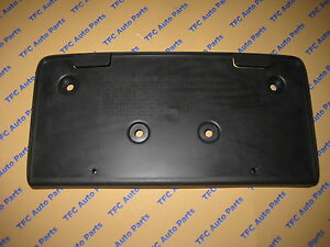 Chevy Cobalt Cavalier Hhr Front License Plate Bracket Holder