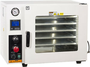 Ai Ul csa Certified 5 Sided 1 9 Cf Vacuum Oven Sst Tubing 2 yr Warranty 110v 1ph