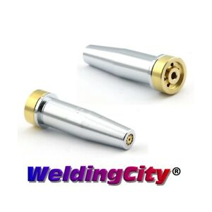 Weldingcity Acetylene Cutting Tip 6290ac 2 2 For Harris Torch Us Seller Fast