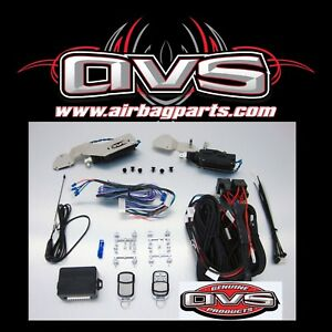 Avs Shaved Door Kit For 94 Gm 8 Ch Remote System Shaved Pop Door Poppers
