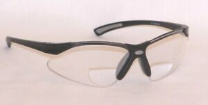 10 Prs Venusx Bifocal Reading Safety Glasses Clear 1 5 10 Pairs Free Shipping