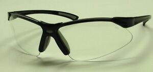 10 Prs Venusx Bifocal Reading Safety Glasses Clear 1 5 S7610q15s Free Shipping