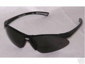 10 Venusx Low Bifocal Reading Safety Sun Glasses 2 0 Grey S7616q2s Free Ship