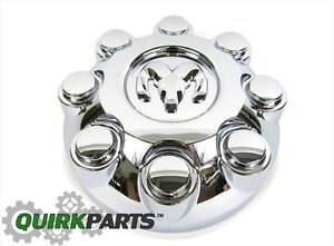 2003 2013 Dodge Ram 2500 3500 Chrome Wheel Cover Center Cap Mopar Oem New