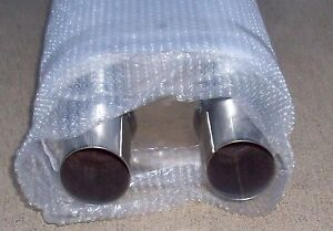 Aero Turbine 163 Muffler Stainless Steel New In Box