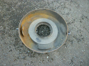1966 Ford Mustang 289 T e Thermactor Emissions Air Cleaner Base Autolite 4100