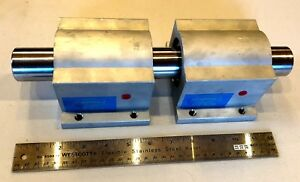 Thomson Spb24 Super Pillow Block High Precision Linear Bearings Threaded Shaft