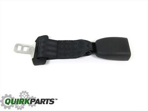 Chrysler Jeep Dodge Seat Belt Extender Mopar Genuine Oem New Ram Wrangler Neon