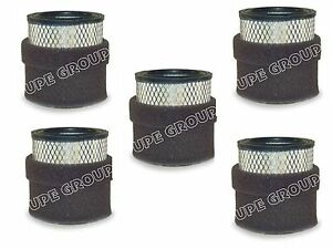 New 5 Pack Intake Filter Element For Air Compressor 18p Ap428