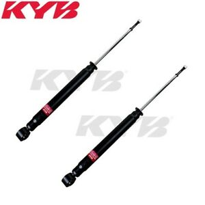 2 Rear Shock Absorber Kyb Excel G 344480 For Toyota Sienna 03 2004 2005 2006 10