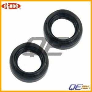 2 Front Axle Shaft Seal Stone 9031135019 For Toyota 97 01 Camry Celica Mr2 Rav4