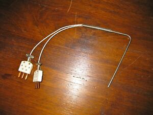Omega Engineering Thermocouple Probe Small