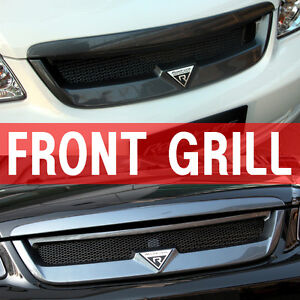 Hood Grille Garnish Unpainted For 04 08 Chevy Optra Suzuki Forenza Lacetti