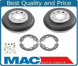 Fits 1999 2003 Mazda Protege 2 Brake Drums Brake Shoes And Springs