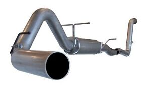 Afe 4 Large Bore Hd Turbo Back W Cat Exhaust 03 07 Ford Superduty 6 0l Diesel