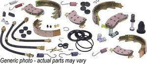 1965 66 Oldsmobile Jetstar 88 Standard Brake Rebuild Kit power Drum Brakes