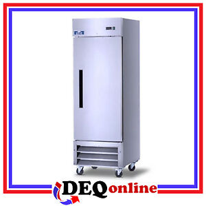 Arctic Air Ar23 Single Door Commercial Reach in Refrigerator 23 Cu ft
