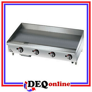 Star 648mf Star max 48 Manual Countertop Gas Griddle Grill