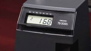 New Ts 3000i Automatic Timesync Web Clock power Over Ethernet